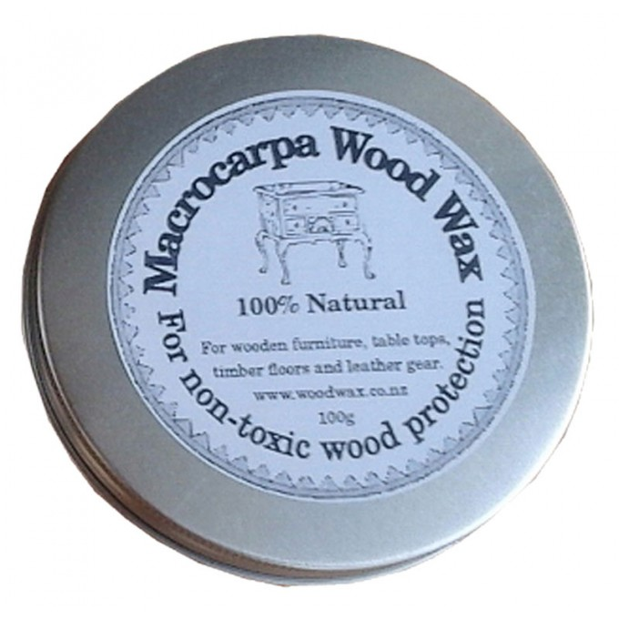Wood Wax 100% Natural