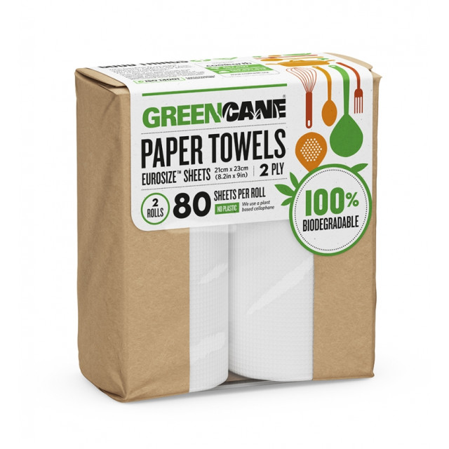 Kitchen Towels, 100% Biodegradable