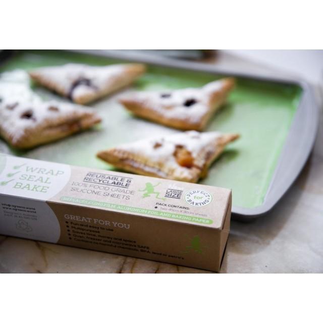 Agreena 3 in 1 Silicone Baking Sheet