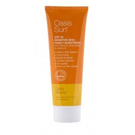 Oasis Sun Sunscreen SPF30, 250ml