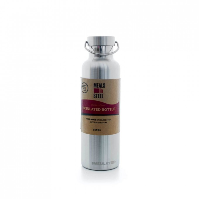 Double-layer Stainless Steel Water Bottle
