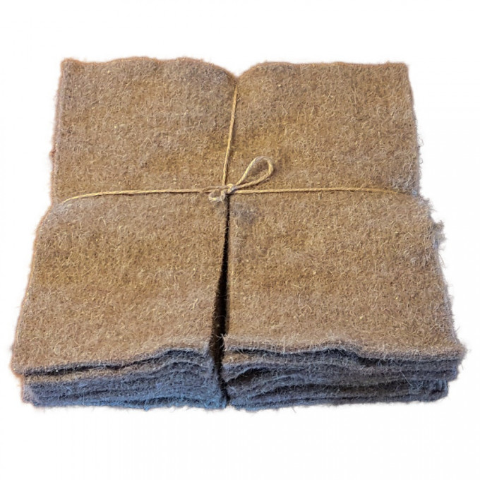 Eco Wool Mulch Mats, Pack of 10