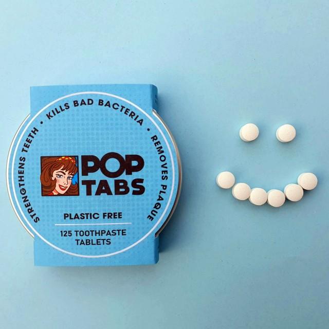 Tooth Tabs - Dental Tablets