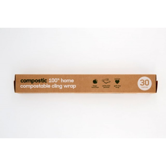 Home Compostable Cling Wrap