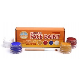 Natural Face Paint Kit, Mini