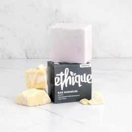 Ethique Unscented Shampoo Bar