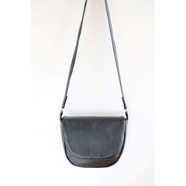 Cactus Leather Saddle Bag, Alia