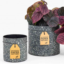 Waterproof Paper Pottery