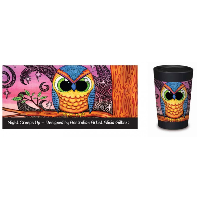Coffee Cups, reusable and recyclable, 12oz