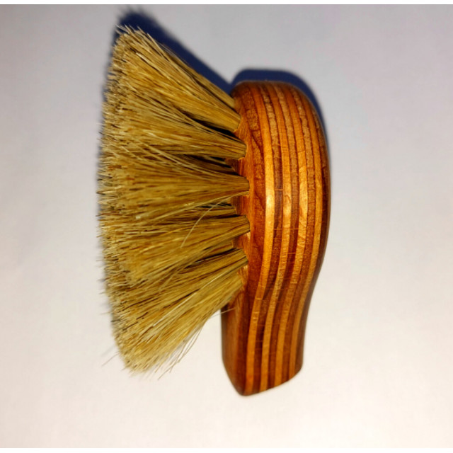 Replacement Head, Wooden Dish Brush, oiled, 50mm