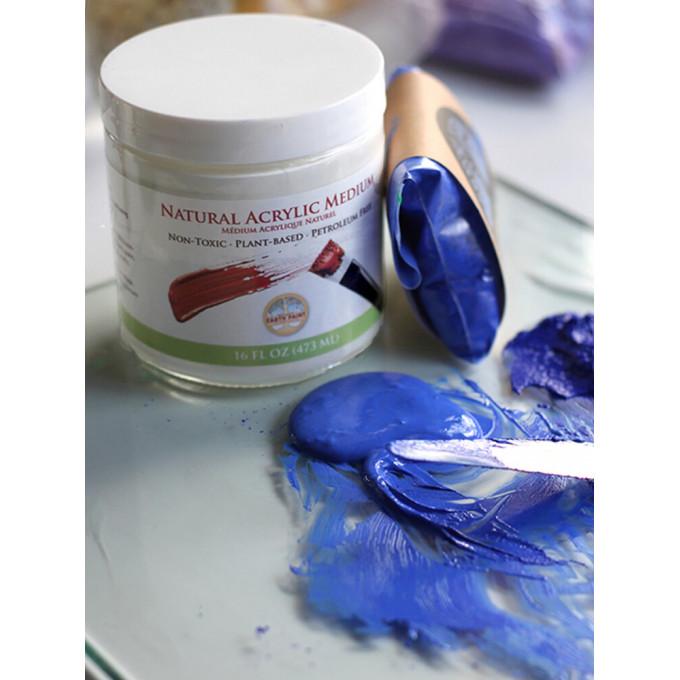 Natural Acrylic Medium, 16oz (473ml)