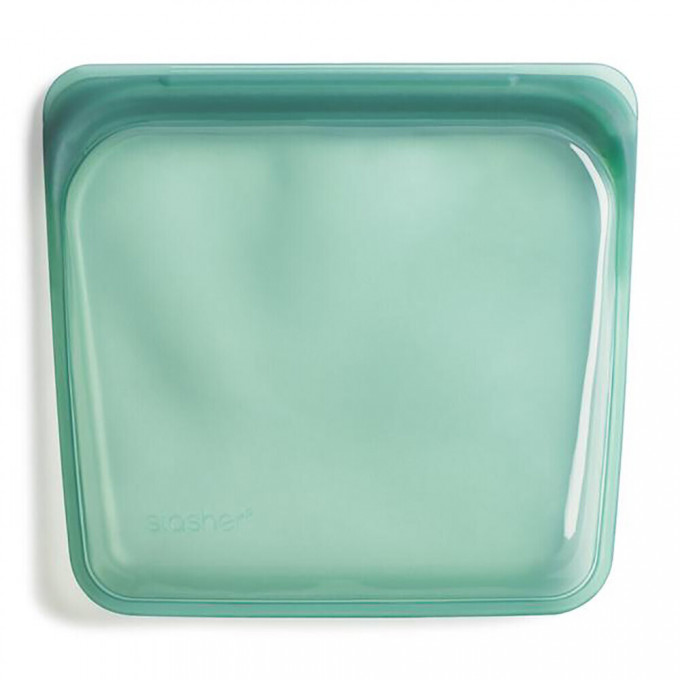Reusable Silicone Food Storage Bag, Sandwich Size