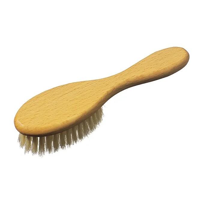 Natural Wooden Baby Brush