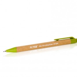 Biodegradable Mechanical Pencil with Eraser Tip