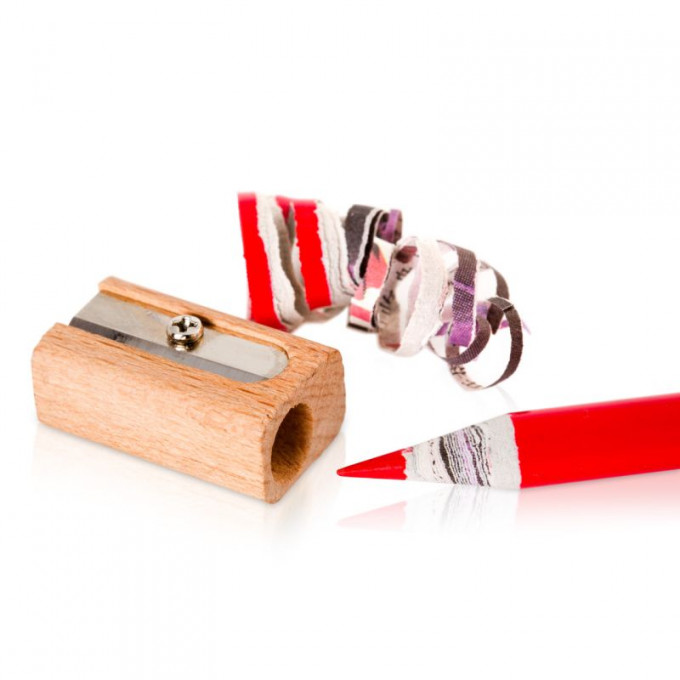 Wooden Sharpener