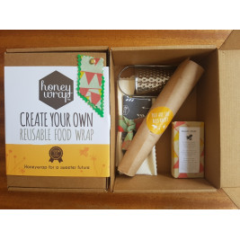 Honeywrap, Create your own, Starter Kit