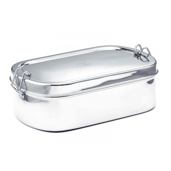 Large Oval Lunchbox