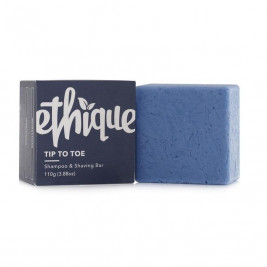 Ethique Tip to Toe Shampoo and Shaving Bar