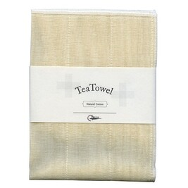Natural Tea Towel, 100% Cotton