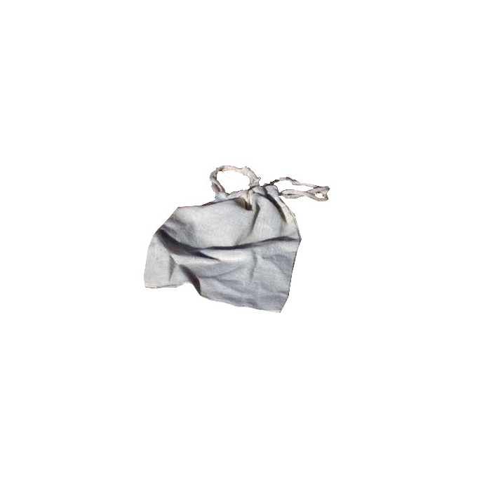 Cotton Washbags, 3 Pack