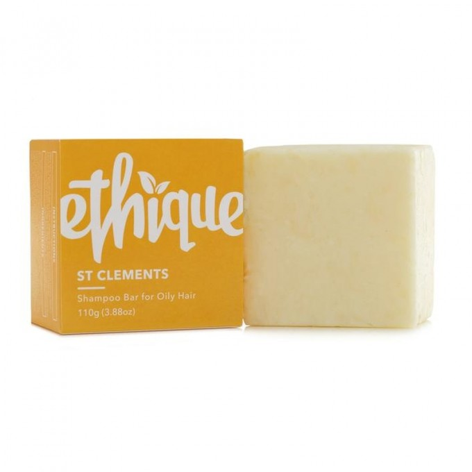 Ethique St Clements Shampoo bar