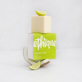 Ethique Coconut and Lime Butter Block