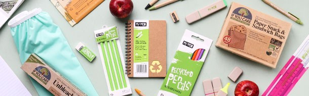Sustainable Office and School Supplies