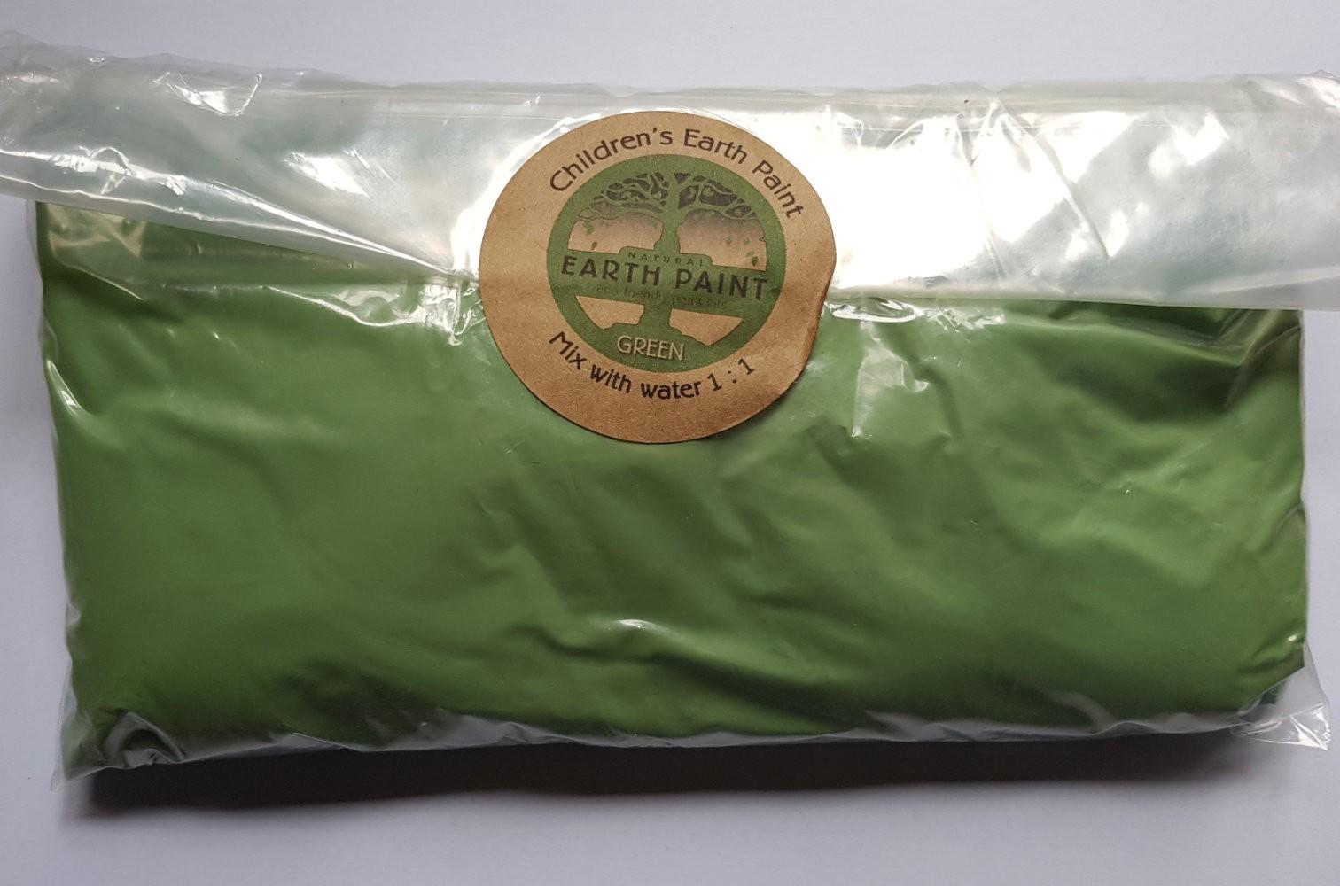 Green, bulk